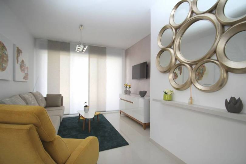 Torrevieja,Alicante,España,2 Bedrooms Bedrooms,2 BathroomsBathrooms,Pisos,11922
