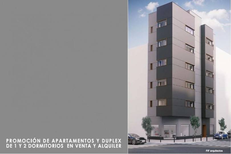 Elche,Alicante,España,1 Dormitorio Bedrooms,1 BañoBathrooms,Pisos,11941