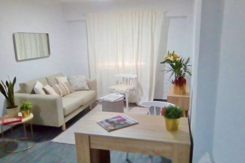 Alicante,Alicante,España,2 Bedrooms Bedrooms,1 BañoBathrooms,Pisos,12025