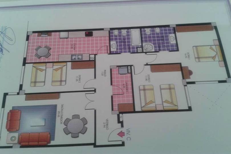 Elche,Alicante,España,3 Bedrooms Bedrooms,2 BathroomsBathrooms,Pisos,12084