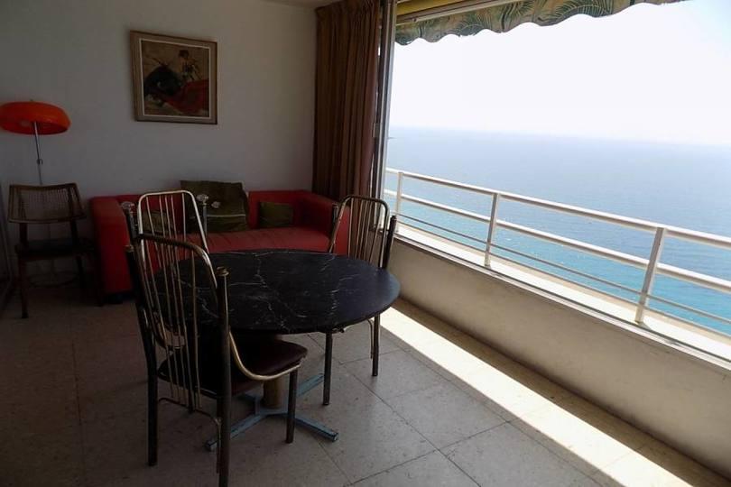 Benidorm,Alicante,España,3 Bedrooms Bedrooms,1 BañoBathrooms,Pisos,12099