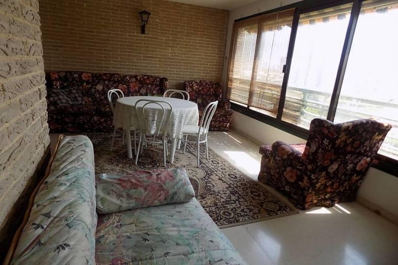 Benidorm,Alicante,España,2 Bedrooms Bedrooms,2 BathroomsBathrooms,Pisos,12115
