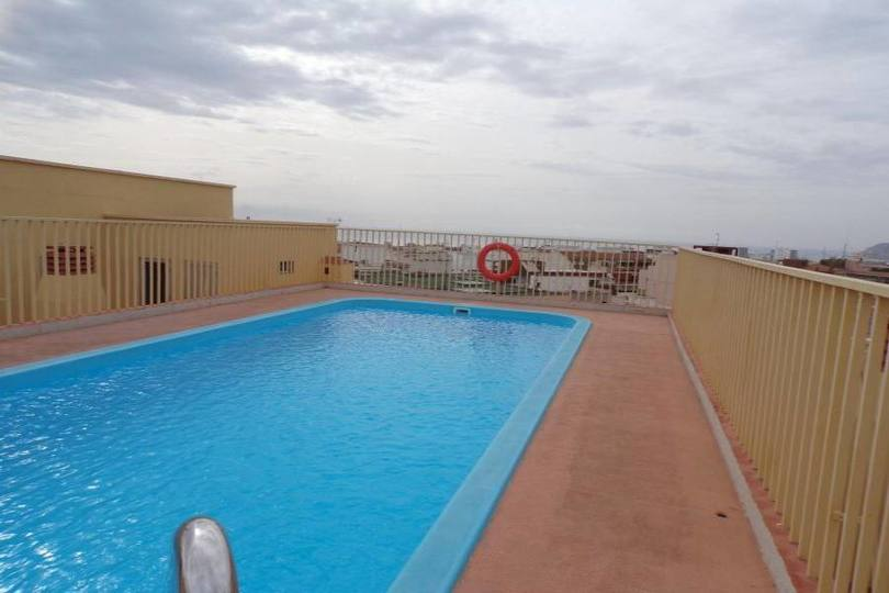 Benidorm,Alicante,España,2 Bedrooms Bedrooms,2 BathroomsBathrooms,Pisos,12124