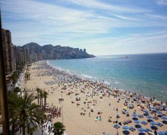 Benidorm,Alicante,España,4 Bedrooms Bedrooms,2 BathroomsBathrooms,Pisos,12140