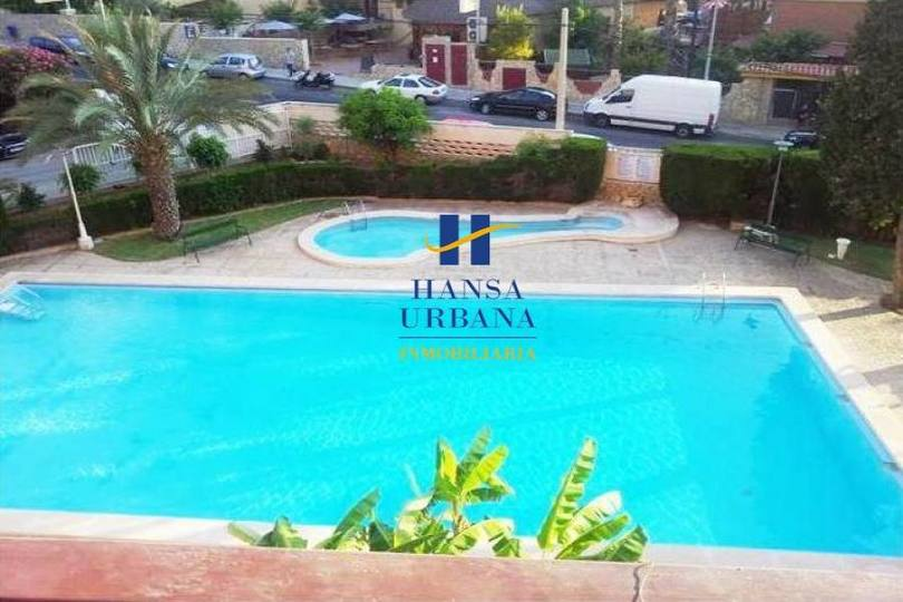 San Juan playa,Alicante,España,2 Bedrooms Bedrooms,1 BañoBathrooms,Pisos,12199