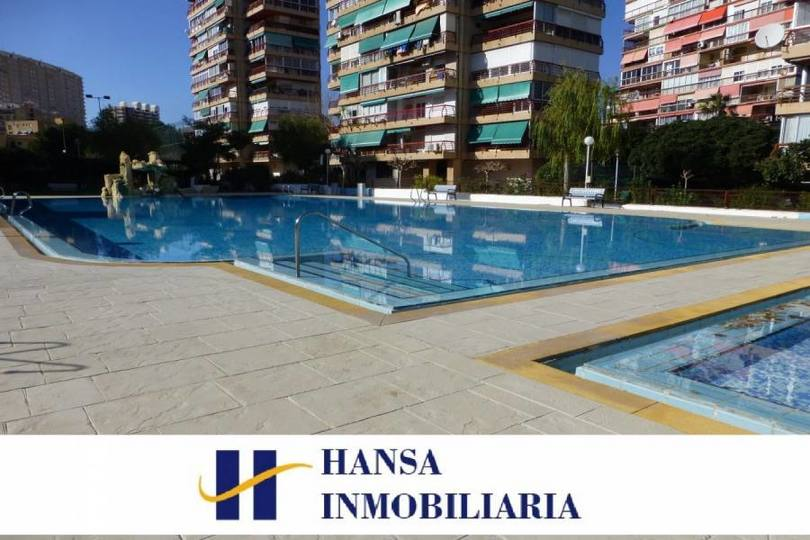 Alicante,Alicante,España,3 Bedrooms Bedrooms,1 BañoBathrooms,Pisos,12216