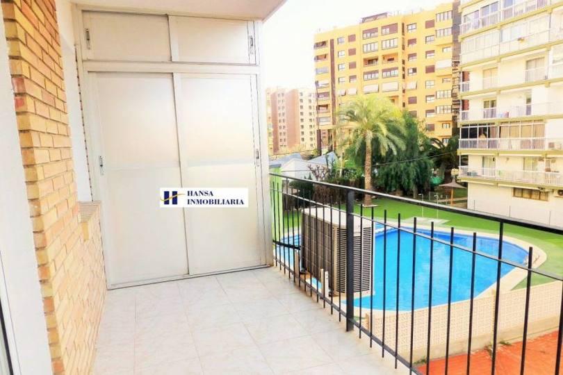 San Juan playa,Alicante,España,2 Bedrooms Bedrooms,1 BañoBathrooms,Pisos,12225