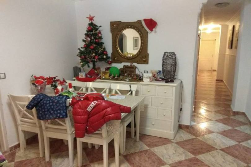 Santa Pola,Alicante,España,4 Bedrooms Bedrooms,2 BathroomsBathrooms,Pisos,12265