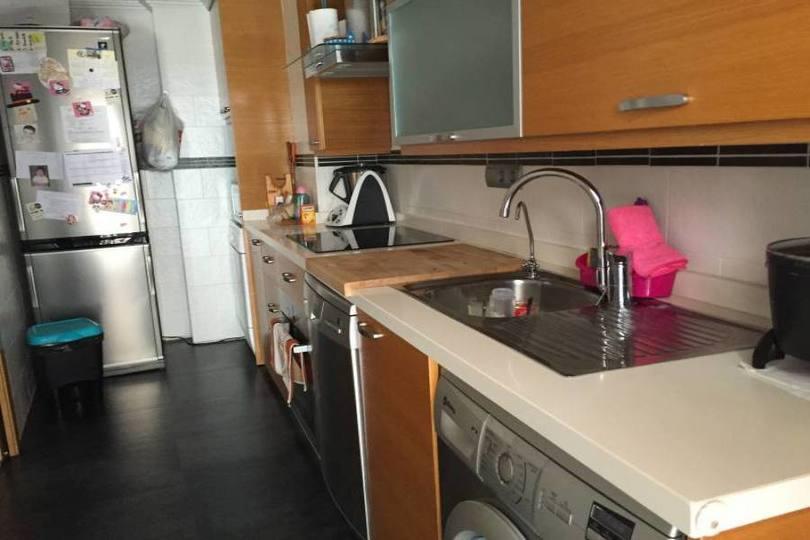 Santa Pola,Alicante,España,2 Bedrooms Bedrooms,2 BathroomsBathrooms,Pisos,12272