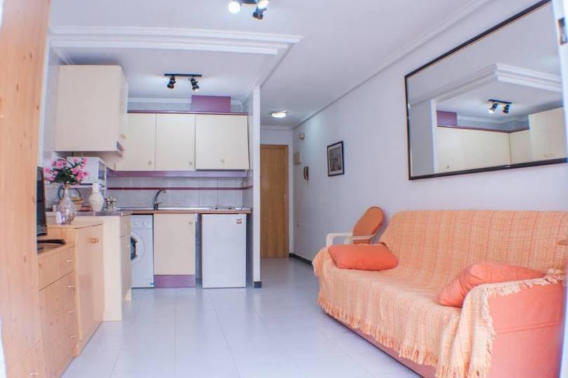 Torrevieja,Alicante,España,1 BañoBathrooms,Pisos,12276