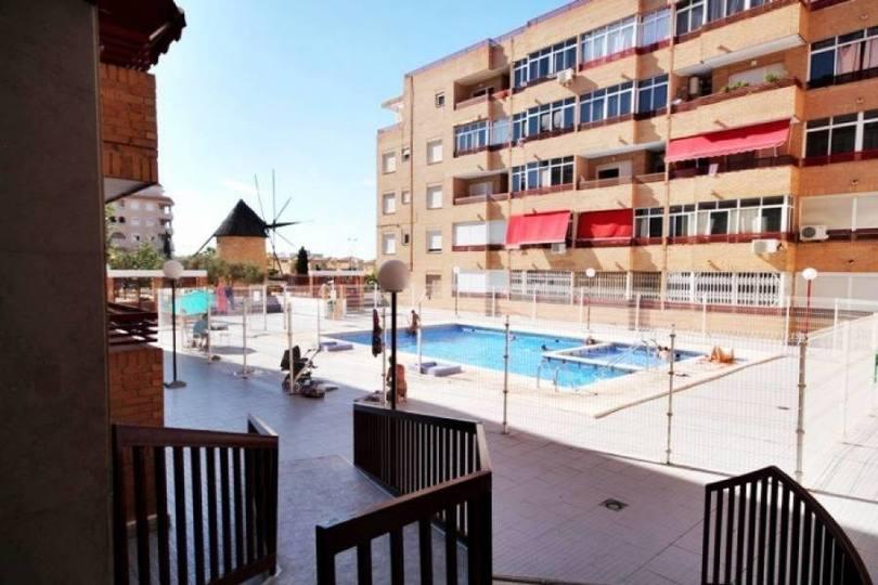 Torrevieja,Alicante,España,2 Bedrooms Bedrooms,1 BañoBathrooms,Pisos,12339