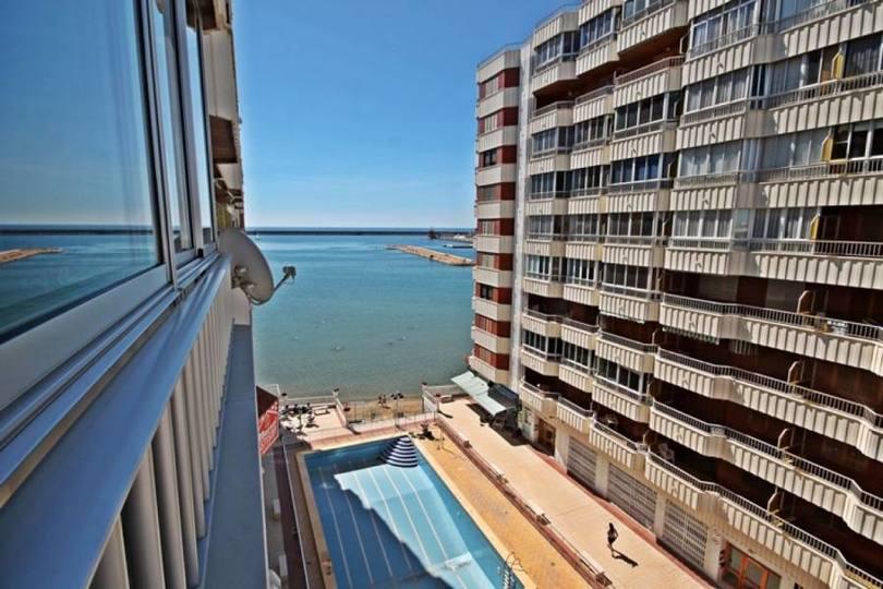 Torrevieja,Alicante,España,3 Bedrooms Bedrooms,2 BathroomsBathrooms,Pisos,12374