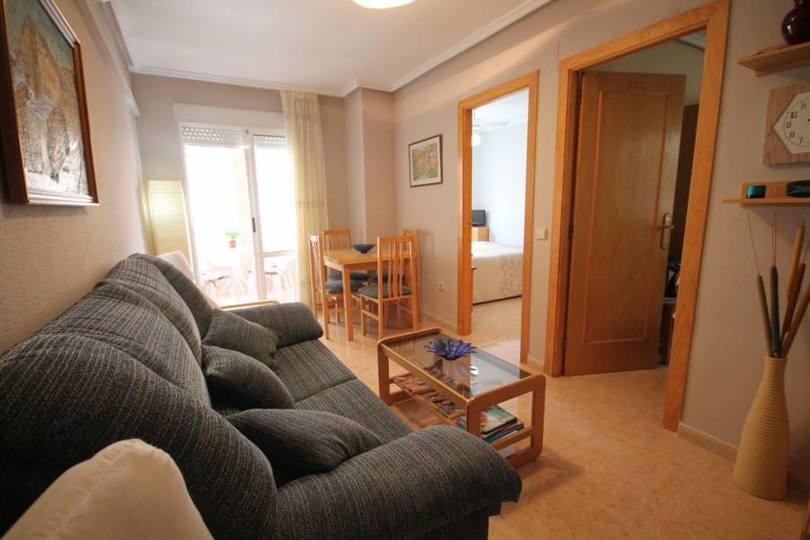 Torrevieja,Alicante,España,2 Bedrooms Bedrooms,1 BañoBathrooms,Pisos,12375