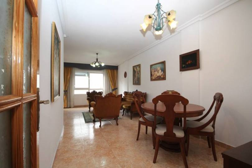Torrevieja,Alicante,España,3 Bedrooms Bedrooms,2 BathroomsBathrooms,Pisos,12377