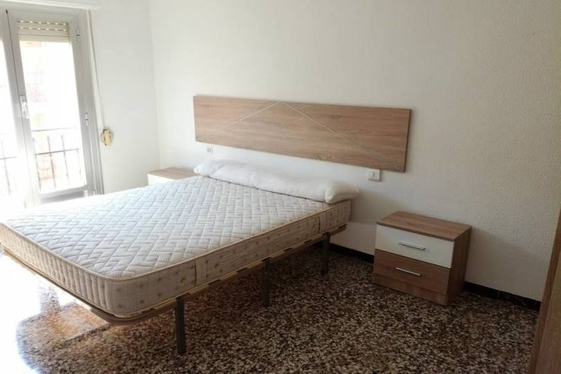 Elche,Alicante,España,3 Bedrooms Bedrooms,1 BañoBathrooms,Pisos,12502