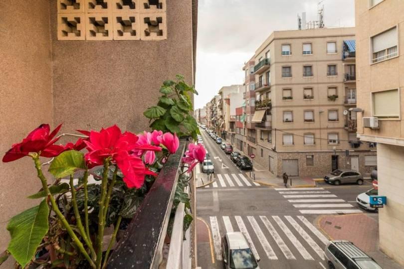 Elche,Alicante,España,4 Bedrooms Bedrooms,1 BañoBathrooms,Pisos,12524