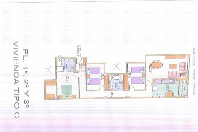 Elche,Alicante,España,3 Bedrooms Bedrooms,2 BathroomsBathrooms,Pisos,12542