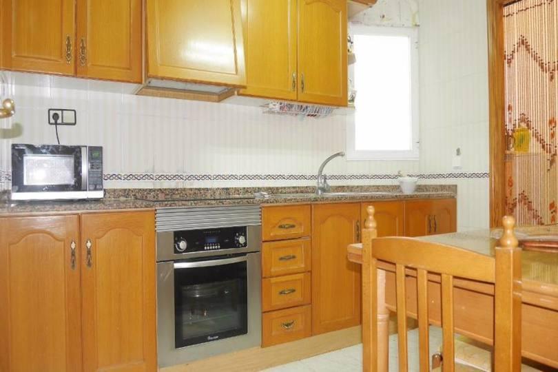 La Hoya,Alicante,España,3 Bedrooms Bedrooms,1 BañoBathrooms,Pisos,12573