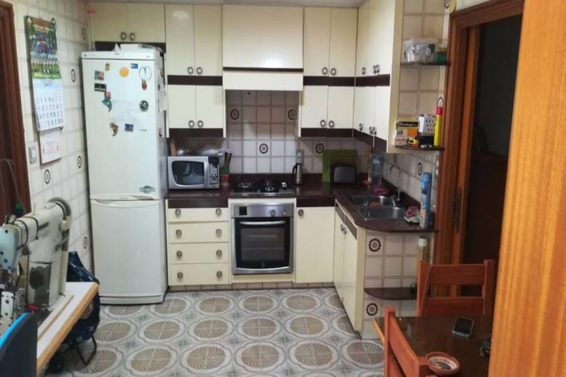 Elche,Alicante,España,3 Bedrooms Bedrooms,1 BañoBathrooms,Pisos,12574