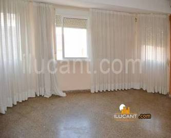 Alicante,Alicante,España,3 Bedrooms Bedrooms,1 BañoBathrooms,Pisos,12625