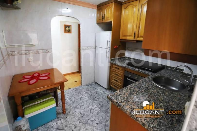 Alicante,Alicante,España,3 Bedrooms Bedrooms,1 BañoBathrooms,Pisos,12655