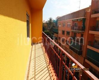 Alicante,Alicante,España,4 Bedrooms Bedrooms,1 BañoBathrooms,Pisos,12657