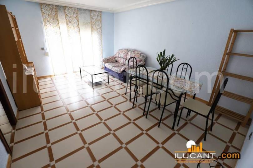 Alicante,Alicante,España,3 Bedrooms Bedrooms,1 BañoBathrooms,Pisos,12683