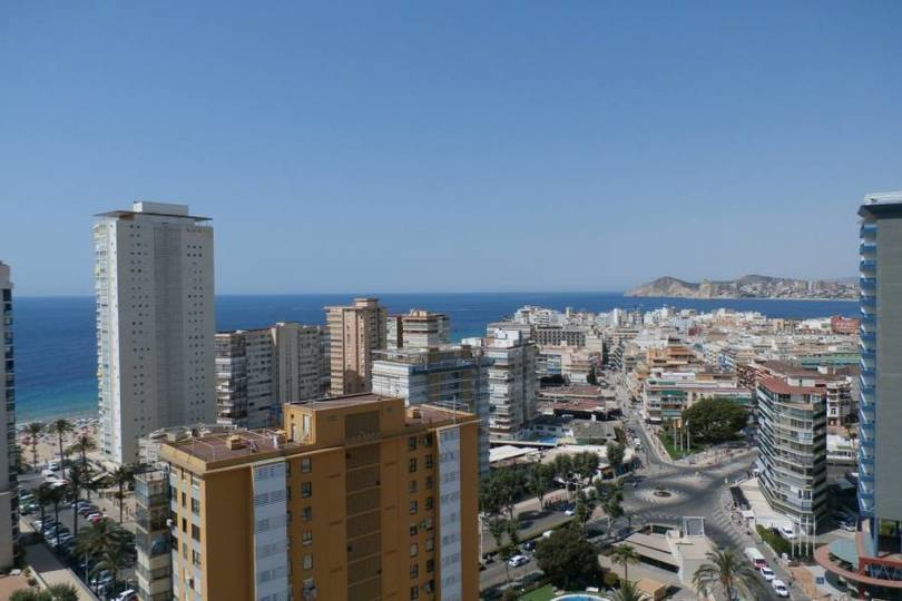 Benidorm,Alicante,España,4 Bedrooms Bedrooms,3 BathroomsBathrooms,Pisos,12766