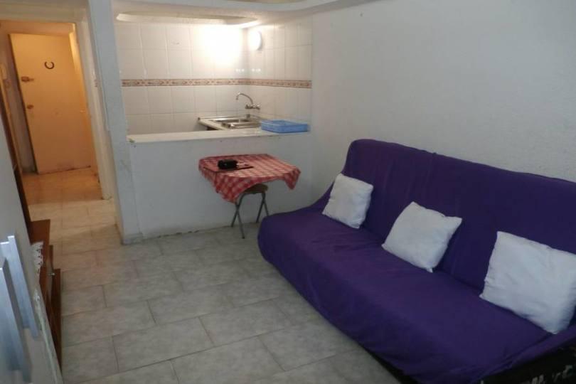 Benidorm,Alicante,España,1 BañoBathrooms,Pisos,12769
