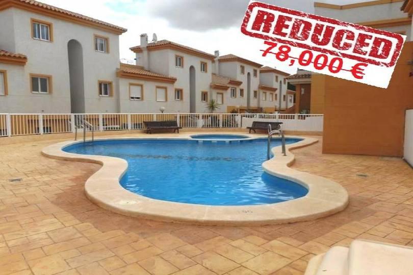 Cox,Alicante,España,2 Habitaciones Habitaciones,2 BañosBaños,Apartamentos,2090