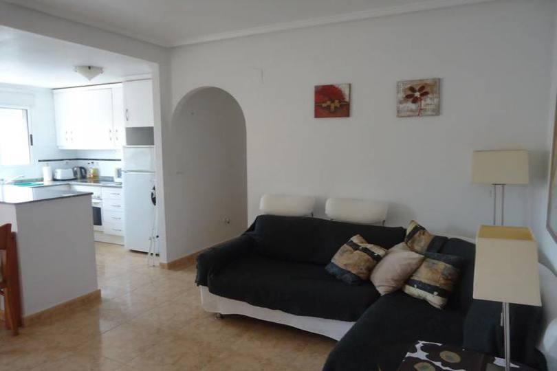 Guardamar del Segura,Alicante,España,2 Habitaciones Habitaciones,1 BañoBaños,Apartamentos,2099