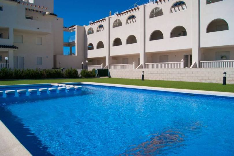 Orihuela Costa,Alicante,España,1 Dormitorio Bedrooms,1 BañoBathrooms,Pisos,13907