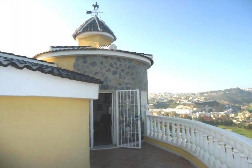 Ciudad Quesada,Alicante,España,9 Habitaciones Habitaciones,3 BañosBaños,Fincas-Villas,2155