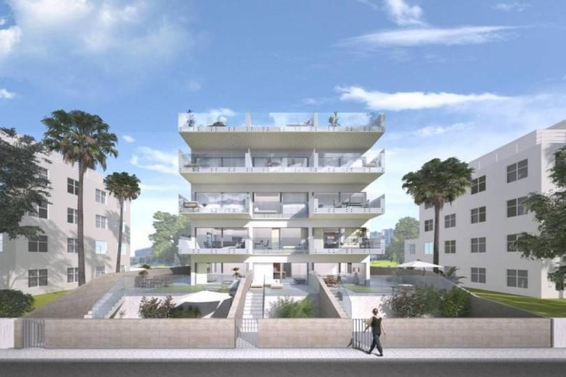 Santa Pola,Alicante,España,3 Bedrooms Bedrooms,2 BathroomsBathrooms,Pisos,14197