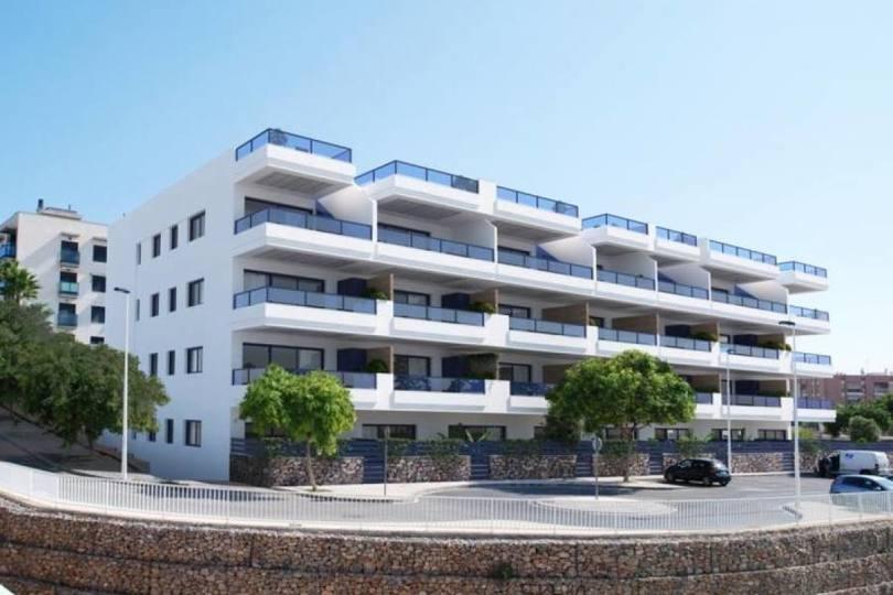 Santa Pola,Alicante,España,2 Bedrooms Bedrooms,2 BathroomsBathrooms,Pisos,14199