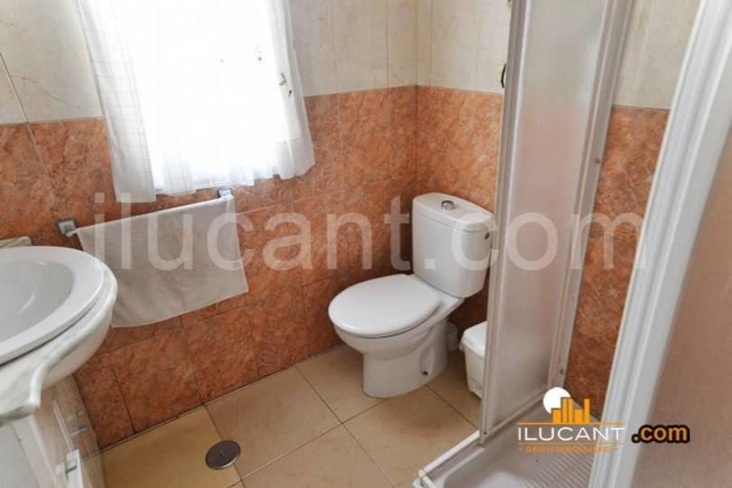 Alicante,Alicante,España,3 Bedrooms Bedrooms,1 BañoBathrooms,Pisos,14340