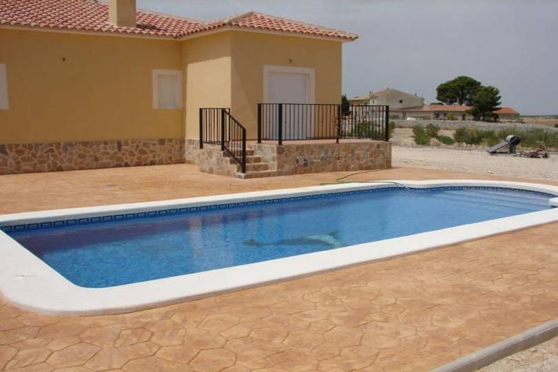 Cañada del Trigo,Alicante,España,3 Habitaciones Habitaciones,2 BañosBaños,Fincas-Villas,2187