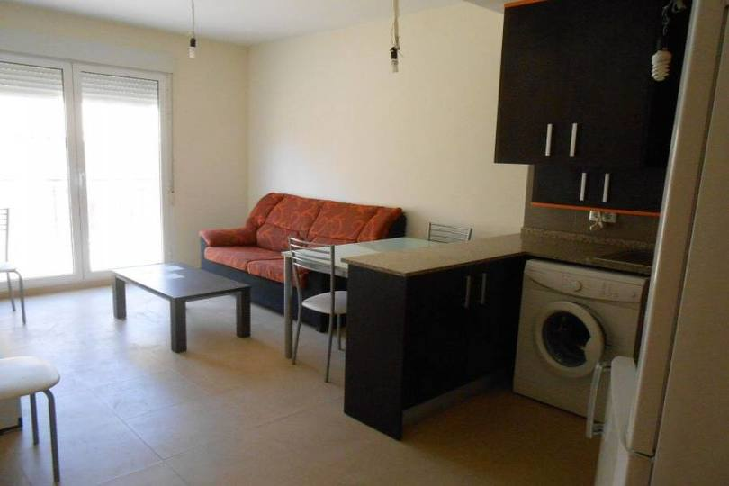 Busot,Alicante,España,1 Dormitorio Bedrooms,1 BañoBathrooms,Pisos,14422
