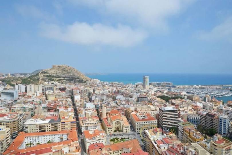Alicante,Alicante,España,1 Dormitorio Bedrooms,1 BañoBathrooms,Pisos,14467