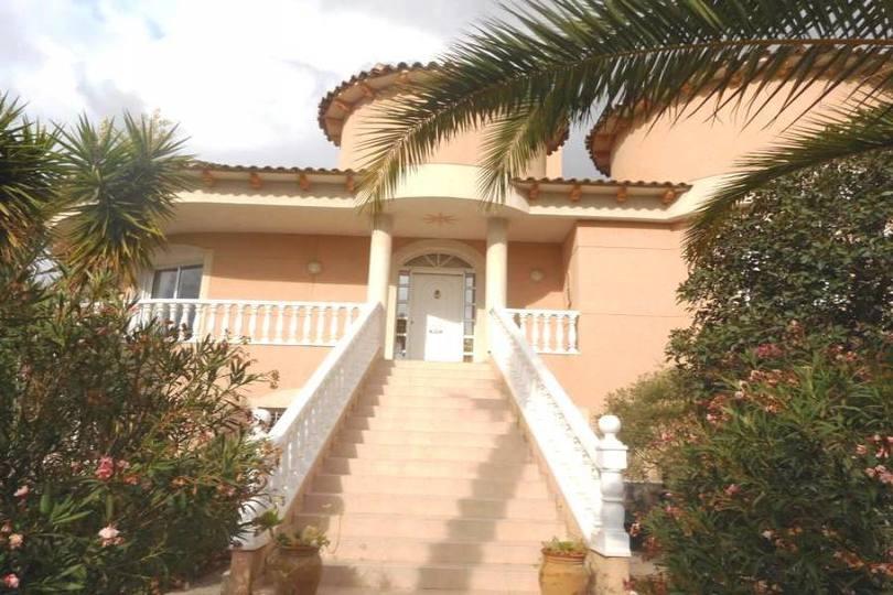 Benferri,Alicante,España,4 Habitaciones Habitaciones,2 BañosBaños,Fincas-Villas,2198