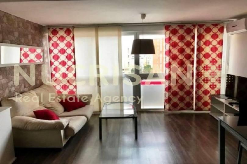 Alicante,Alicante,España,1 Dormitorio Bedrooms,1 BañoBathrooms,Pisos,14552