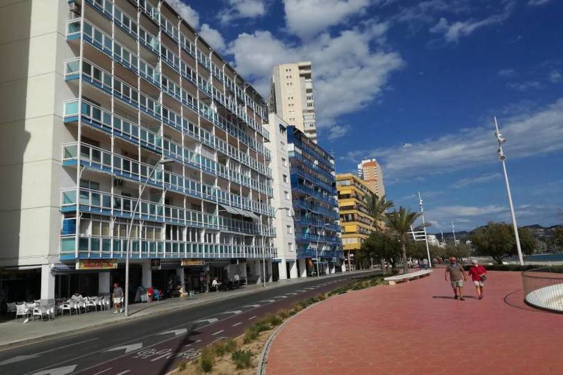 Benidorm,Alicante,España,3 Bedrooms Bedrooms,3 BathroomsBathrooms,Pisos,14642