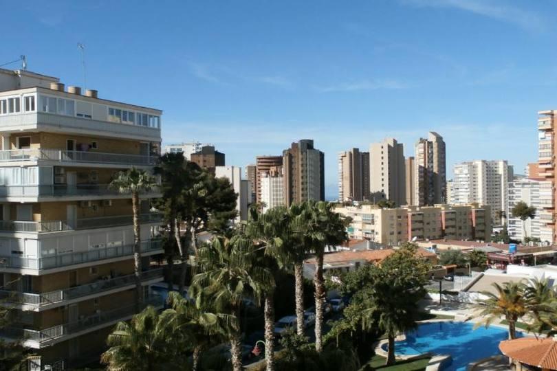 Benidorm,Alicante,España,1 BañoBathrooms,Pisos,14669