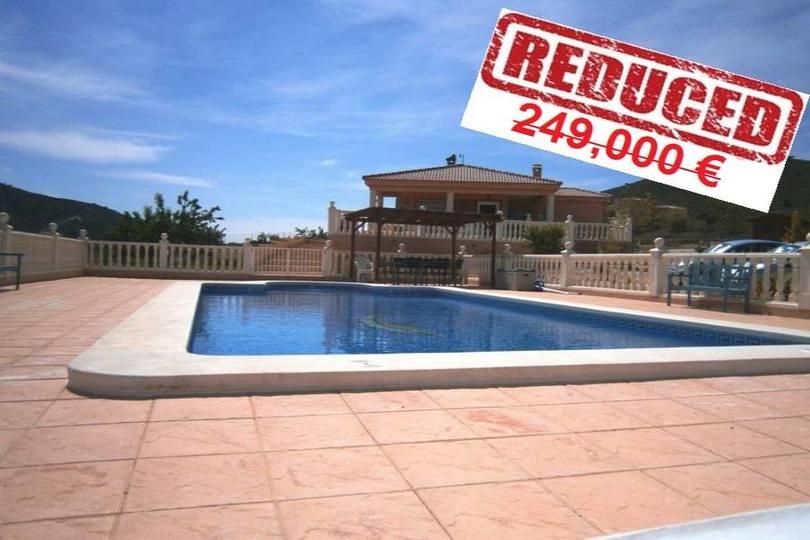 Romana,la,Alicante,España,3 Habitaciones Habitaciones,2 BañosBaños,Fincas-Villas,2213