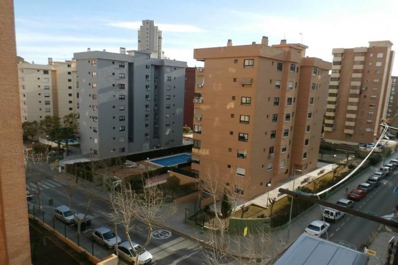 Benidorm,Alicante,España,1 Dormitorio Bedrooms,1 BañoBathrooms,Pisos,14693