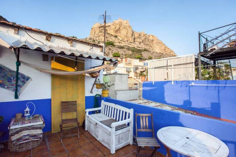 Alicante,Alicante,España,1 Dormitorio Bedrooms,1 BañoBathrooms,Pisos,14808