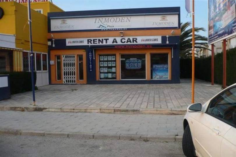 Dénia,Alicante,España,1 BañoBathrooms,Local comercial,14892
