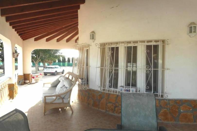 Catral,Alicante,España,6 Habitaciones Habitaciones,5 BañosBaños,Fincas-Villas,2241