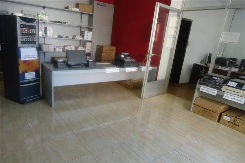 Dénia,Alicante,España,1 BañoBathrooms,Local comercial,14974