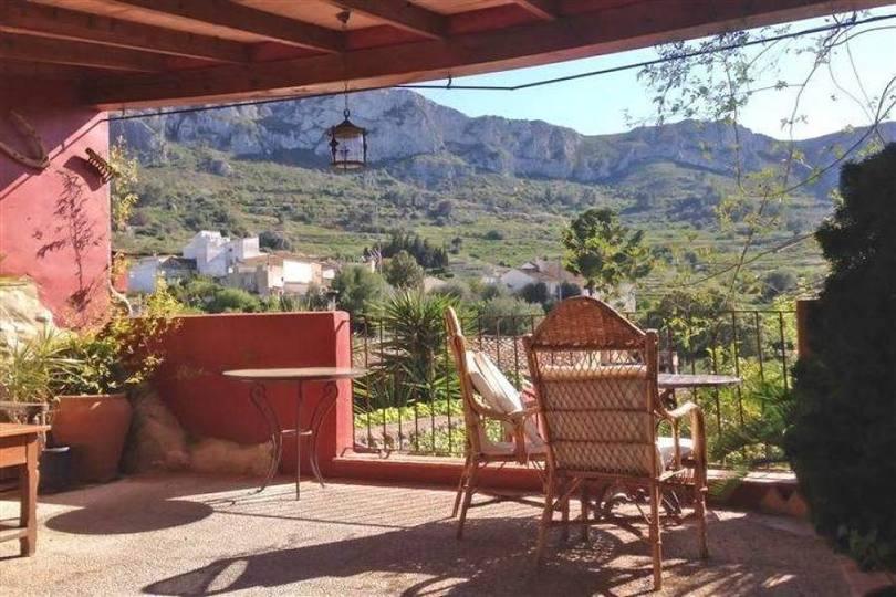 Vall de Gallinera,Alicante,España,10 Bedrooms Bedrooms,13 BathroomsBathrooms,Local comercial,14977